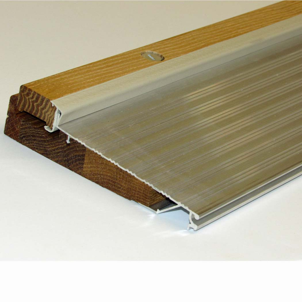 Adjustable Door Threshold I Think Your Best Bet Would Be To Install An All Aluminum Door Sill