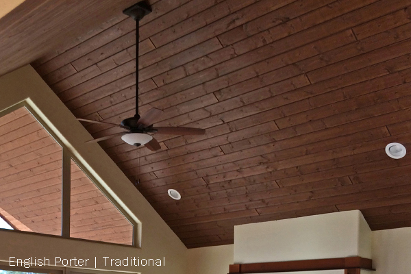 Primed Or Pre Finished Rustic Soffit Paneling 1 Quot X 6