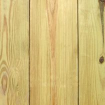 Treated Yellow Pine