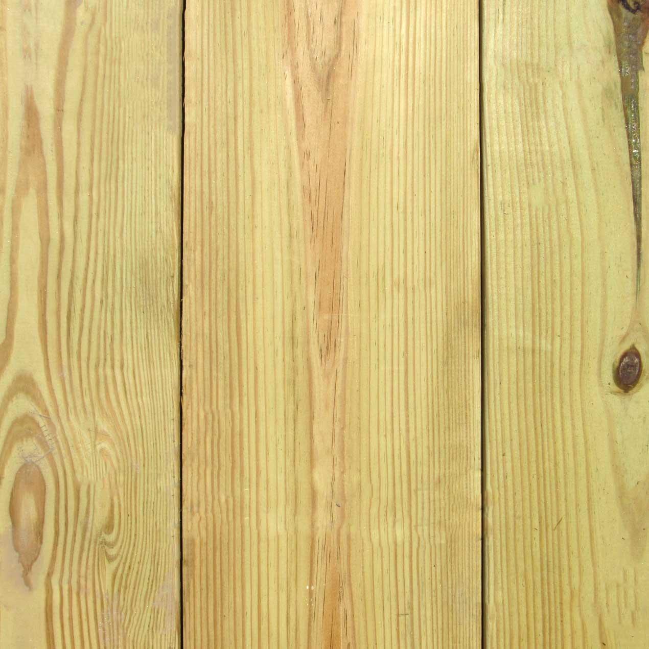 Treated Yellow Pine