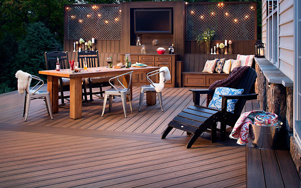 TREX TRANSCEND® Composite Decking - Capitol City Lumber