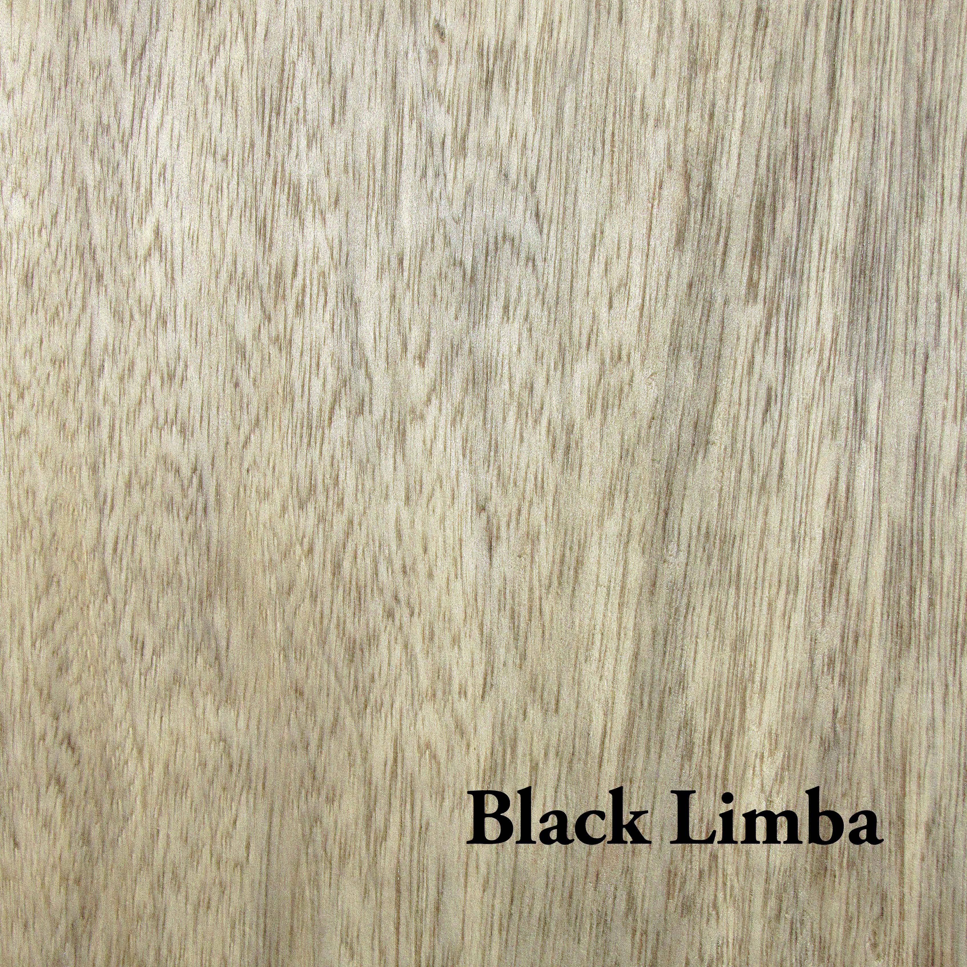 Limba Black Hardwood S2s Capitol City Lumber