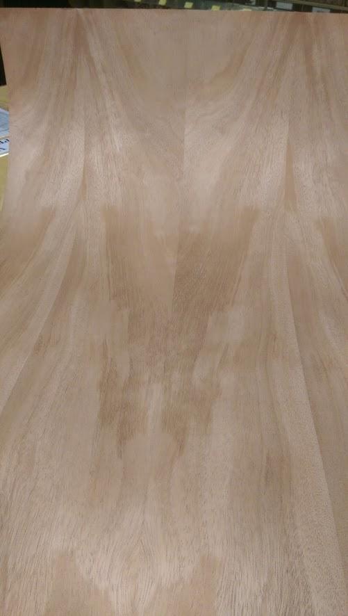 Mahogany African Plain Sliced Wood Veneer Capitol City