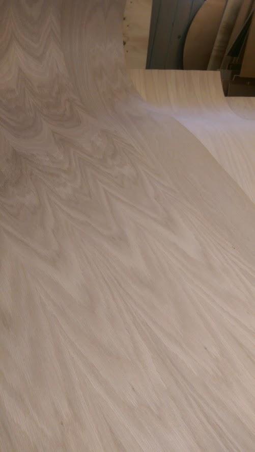 Oak White Plain Sliced Wood Veneer Capitol City Lumber