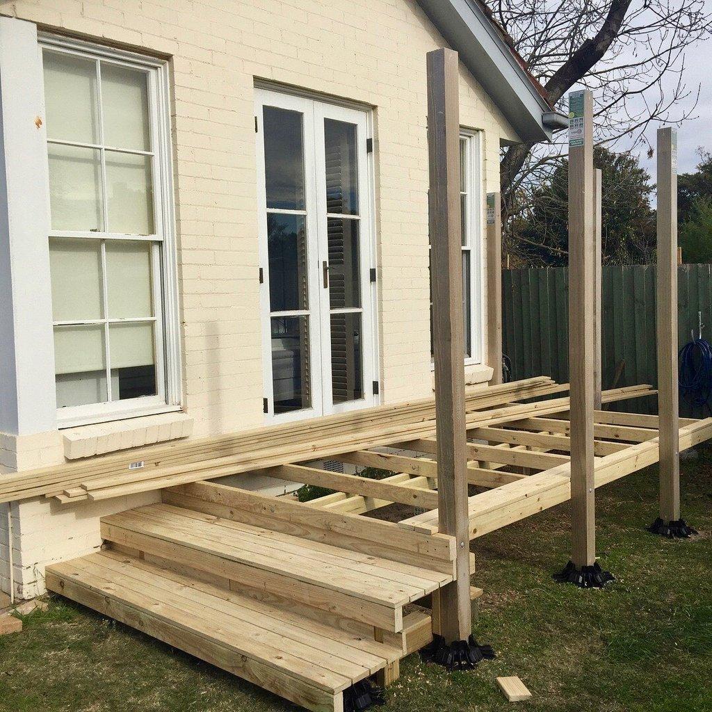 TuffBlock Instant Foundation System - Capitol City Lumber