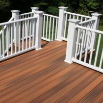Handrail Systems for Decks